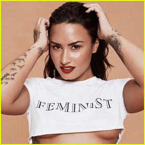 Demi Lovato Tells 'Notion' Mag She 'No Longer' Has Secrets That She Has To Hide!