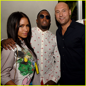 Derek Jeter Welcomed to Miami With Star-Studded Party Hosted by Diddy