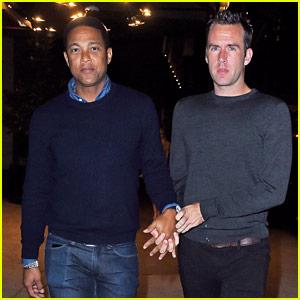 CNN's Don Lemon & Boyfriend Tim Malone Hold Hands in NYC