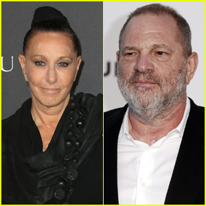 Donna Karan Apologizes Again for Harvey Weinstein Comments About Women 'Asking For It'