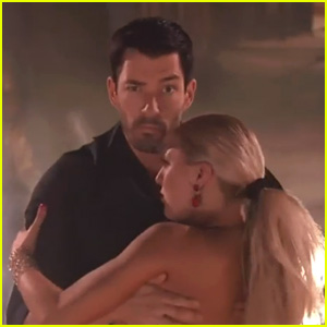 Drew Scott Does a Crime Scene Inspired Dance for 'Dancing With the Stars' Week 3 (Video)