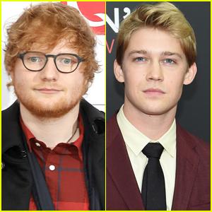 Ed Sheeran Calls Taylor Swift's Boyfriend Joe Alwyn 'A Really Good Dude'