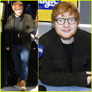 Ed Sheeran Went to the Pub Instead of the Hospital After His Biking Accident!