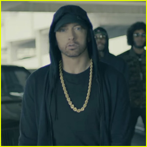 Eminem's 'The Storm' Rap Lyrics About Donald Trump Revealed!