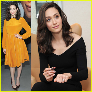 Emmy Rossum Launches Burt's Bees Beauty's New I Am Not Synthetic Campaign!