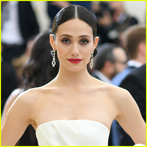 Emmy Rossum Says Male & Female Producers Have Told Her Not to Gain Weight