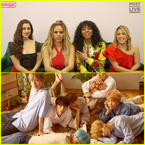 Fifth Harmony Gushes Over K-Pop Group BTS: 'They're Taking Over the World!'