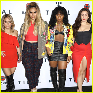 Fifth Harmony Arrive in Style for Tidal x Brooklyn Concert!