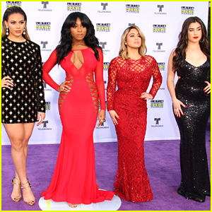 Fifth Harmony Goes Sexy for Latin American Music Awards 2017
