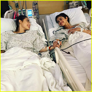 Selena Gomez & Francia Raisa Give Emotional First Interview About Kidney Transplant (Video)