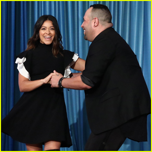 Gina Rodriguez Shows Her Salsa Skills For a Good Cause!