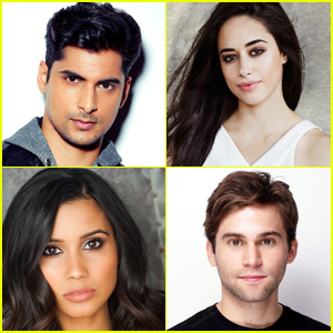 'Grey's Anatomy' Cast Welcomes 6 New Interns - Meet the Stars!