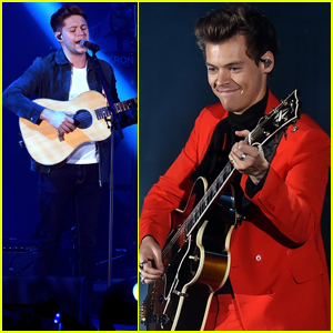 Harry Styles & Niall Horan Rock the We Can Survive Concert