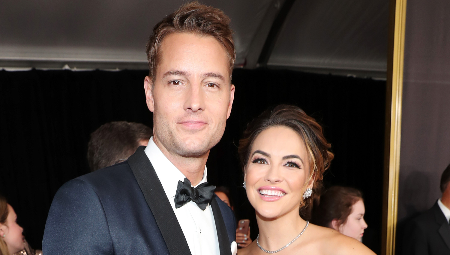 This Is Us 8217 Justin Hartley Is Married To Chrishell Stause