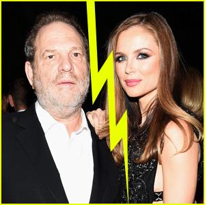 Harvey Weinstein's Wife Georgina Chapman Announces Separation, Calls His Actions 'Unforgivable'