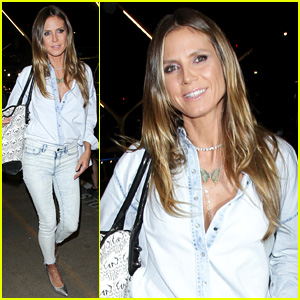 Heidi Klum's Halloween Party Is Coming Up!