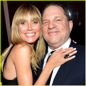 Heidi Klum Praises 'Brave Women' Amid Harvey Weinstein Sexual Harassment Scandal
