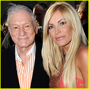 Crystal Harris Breaks Silence After Husband Hugh Hefner's Death