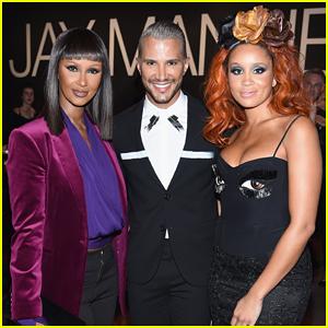 Iman, Jay Manuel & Jillian Hervey Celebrate Jay Manuel Beauty Launch!