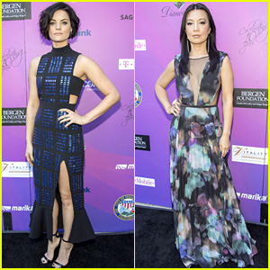 Jaimie Alexander & Ming-Na Wen Honored at Action Icon Awards