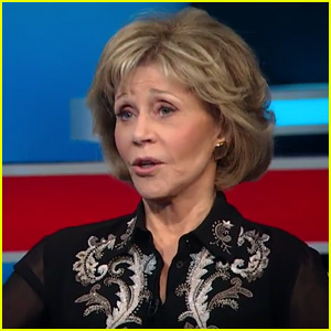 Jane Fonda Relates Harvey Weinstein Scandal to Donald Trump: 'We Have a Man Who Is President Who Does These Things'