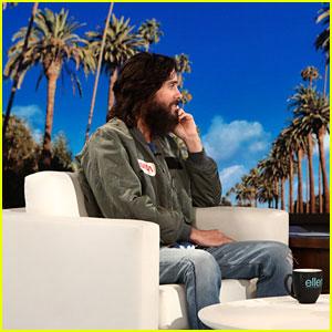 Jared Leto Reacts to Horrifying Las Vegas Shooting on 'Ellen'