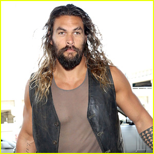 See New Photos from the 'Aquaman' Set!