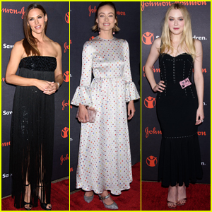 Jennifer Garner Joins Olivia Wilde & Dakota Fanning at Save the Children Illumination Gala