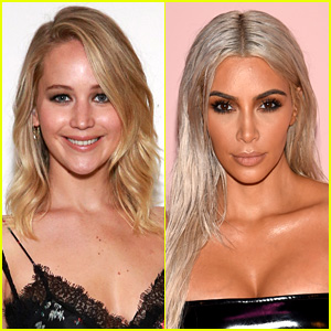 Jennifer Lawrence to Guest Host on 'Kimmel' with Kim Kardashian as Her Guest!