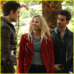 Jennifer Morrison Returns to 'Once Upon a Time' for Emma's Reunion with Hook & Henry!