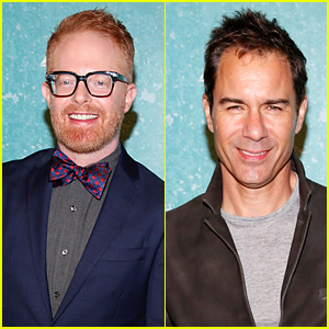 Jesse Tyler Ferguson & Eric McCormack Attend the 'Bright Star' Opening in L.A.!