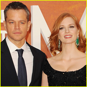 Jessica Chastain Defends Matt Damon Amid Weinstein Controversy