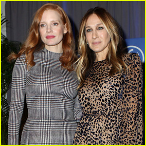 Jessica Chastain & Sarah Jessica Parker Speak About Inclusion in Hollywood