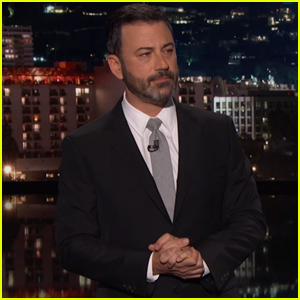 Jimmy Kimmel Gets Emotional Talking About Hometown Las Vegas Shooting - Watch Now
