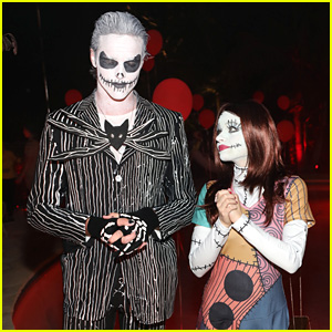Joey King Channels 'Nightmare Before Christmas' for