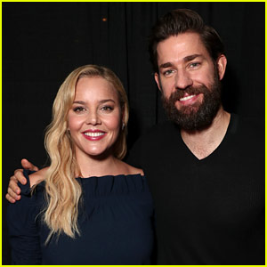 John Krasinski & Abbie Cornish Bring 'Jack Ryan' to NYCC!