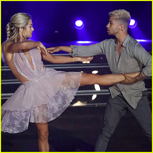 Jordan Fisher Earns First 10s of 'DWTS' Season 25! (Video)