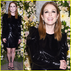 Julianne Moore Gets Honored at Vanity Fair & John Hardy's Night of Legends!