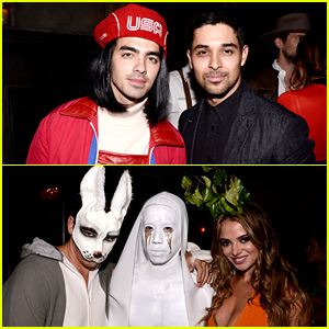 See How Celebs Dressed Up for Halloween at Just Jared's 2015 'Psych Ward' Party!