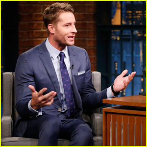 Justin Hartley Loved Working with Sylvester Stallone on 'This Is Us': 'He's The Real Deal'