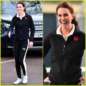 el Embarazo de Kate Middleton Hace Primera Aparición como Solista Desde el Embarazo Anuncio