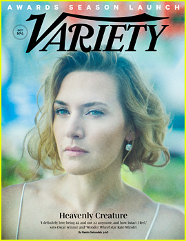 Kate Winslet Asked About Working with Woody Allen Despite Allegations Against Him