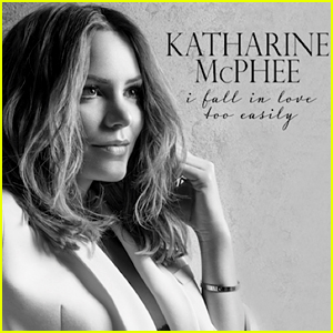 Katharine McPhee Announces Romantic New Album 'I Fall In Love Too Easily'!