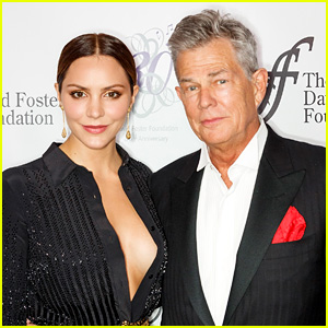 Katharine McPhee & David Foster Are 'Dear Friends, Nothing More'