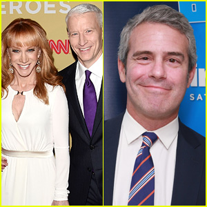 Kathy Griffin's CNN New Year's Eve Host Replacement Revealed