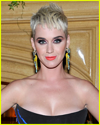Katy Perry Helped Out an Aspiring Fashion Designer