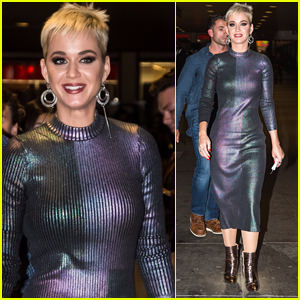 Katy Perry Says She Doesn't Want to Be 'Nasty' on 'Idol'!
