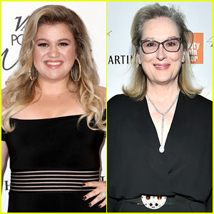 Kelly Clarkson Says Meryl Streep Gave Her the 'Greatest Rejection' She's Ever Had!