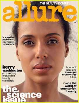 Kerry Washington Reveals How She Deals with Today's Politics