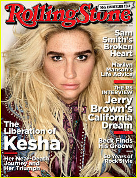 Kesha Discusses Taylor Swift Friendship, Battling Eating Disorders, & More in 'Rolling Stone'